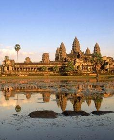 Du lịch Campuchia (4N3Đ) - kỳ Quan Angkor Wat