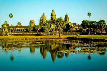 Tour Campuchia (4N3Đ) - Khám Phá Ky Quan Angkor wat - Quần Thể Angkor Thơm - Biển Hồ