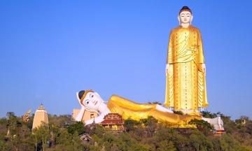 Tour Du Lịch Myanmar (5N4Đ) Yangon – Bago – Golden Rock – Thanlyin – Yangon