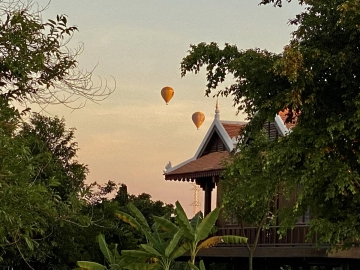SIEM REAP - ANGKOR HOT AIR BALLOON 2020