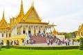 Tour Campuchia - Hoàng Cung - Chùa Vàng , Bạc - Nagaworld
