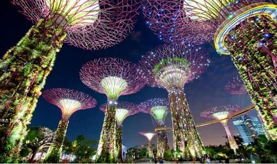 Tour Du lịch Singapore - Malaysia 5 Ngày 4 đêm - liên tuyến