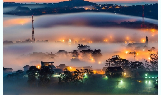 Tour Đà Lạt - Thành Phố Tình Yêu 3 Ngày 3 đêm