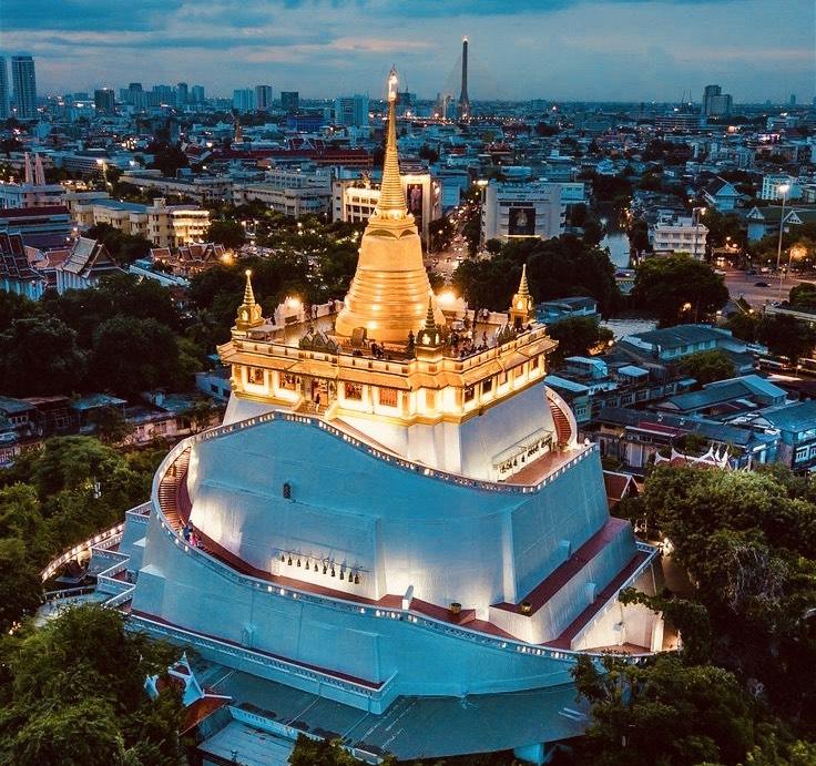 Bangkok - Pattaya (4N3Đ)  - Chợ Nổi Bốn Miền - Tour Du Lịch Thái Lan
