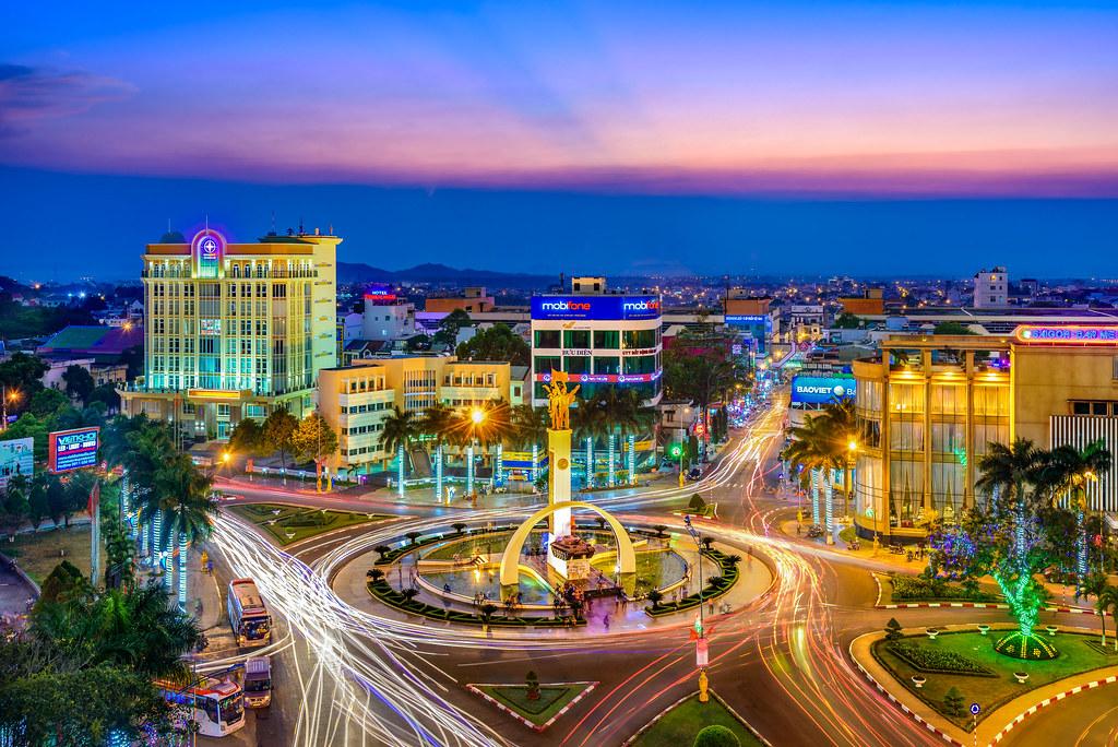 Tour Đà Lạt - Buôn Ma Thuộc - Hồ Lak 5 Ngày 4 đêm