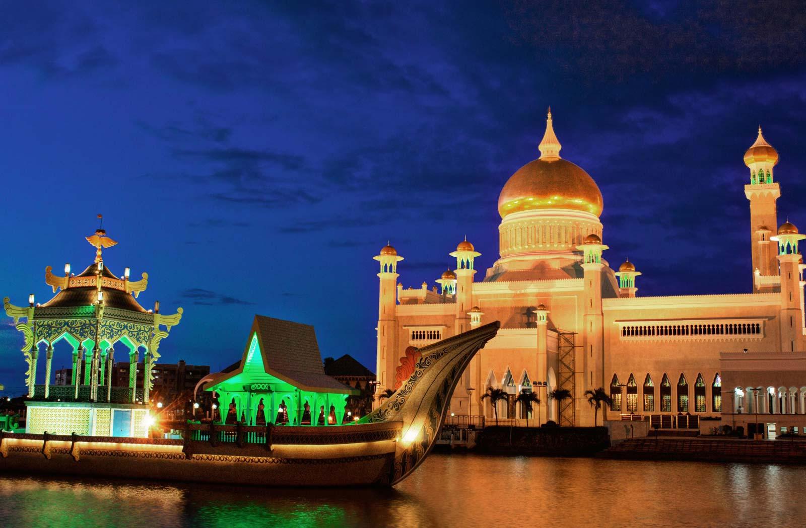 Tour Du Lịch Brunei (4N3Đ) - Malaysia - Kota Kinabalu...