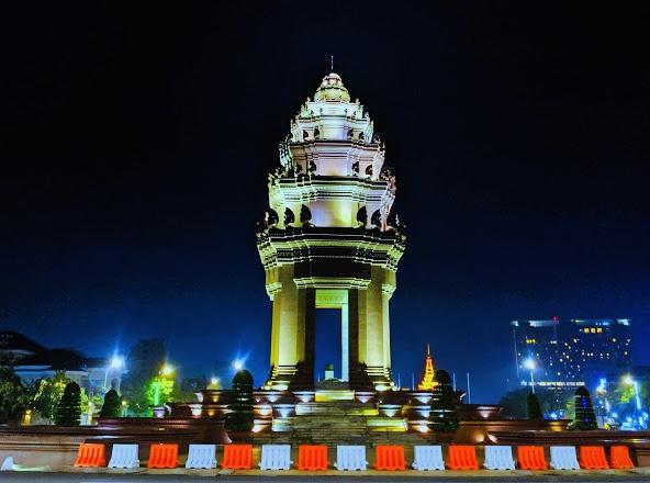 Du Lịch Campuchia (2N2D) Hà Tiên - Cao Nguyên Bokor - Biển Kép - Chùa Bà Châu Đốc