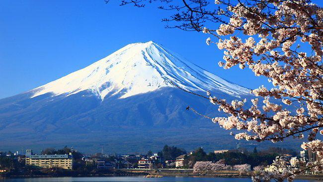 Tour Nhật Bản Ngắm Hoa Anh Đào - Narita - Yamanashi - Phú Sĩ - Yokohama - Tokyo - 5 Ngày 4 đêm