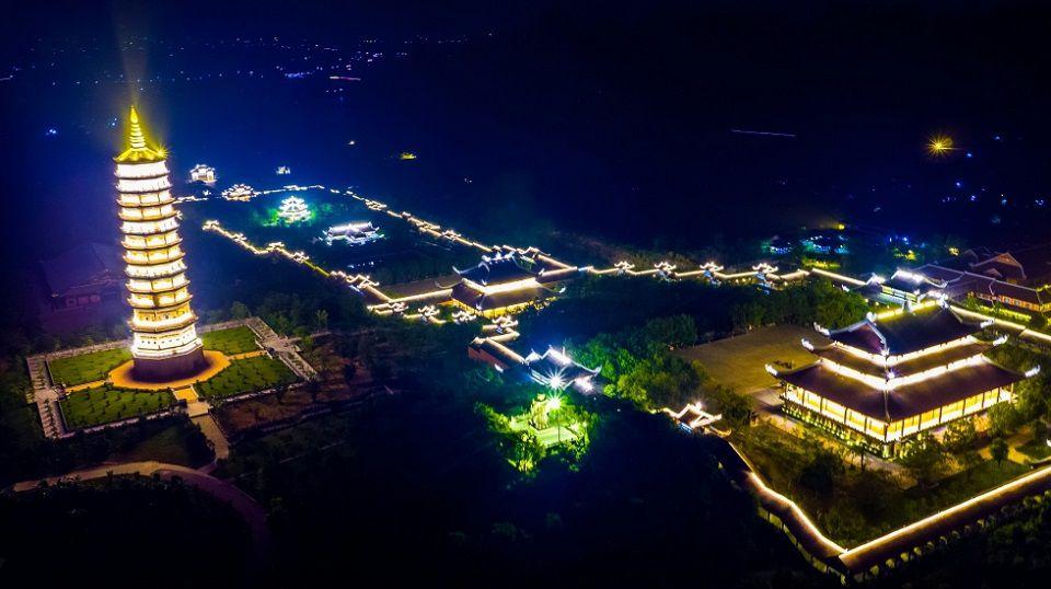Tour Hành Hương (4N3Đ) - Thiền Viện Giác Tâm - Hạ Long - Bái Đính...